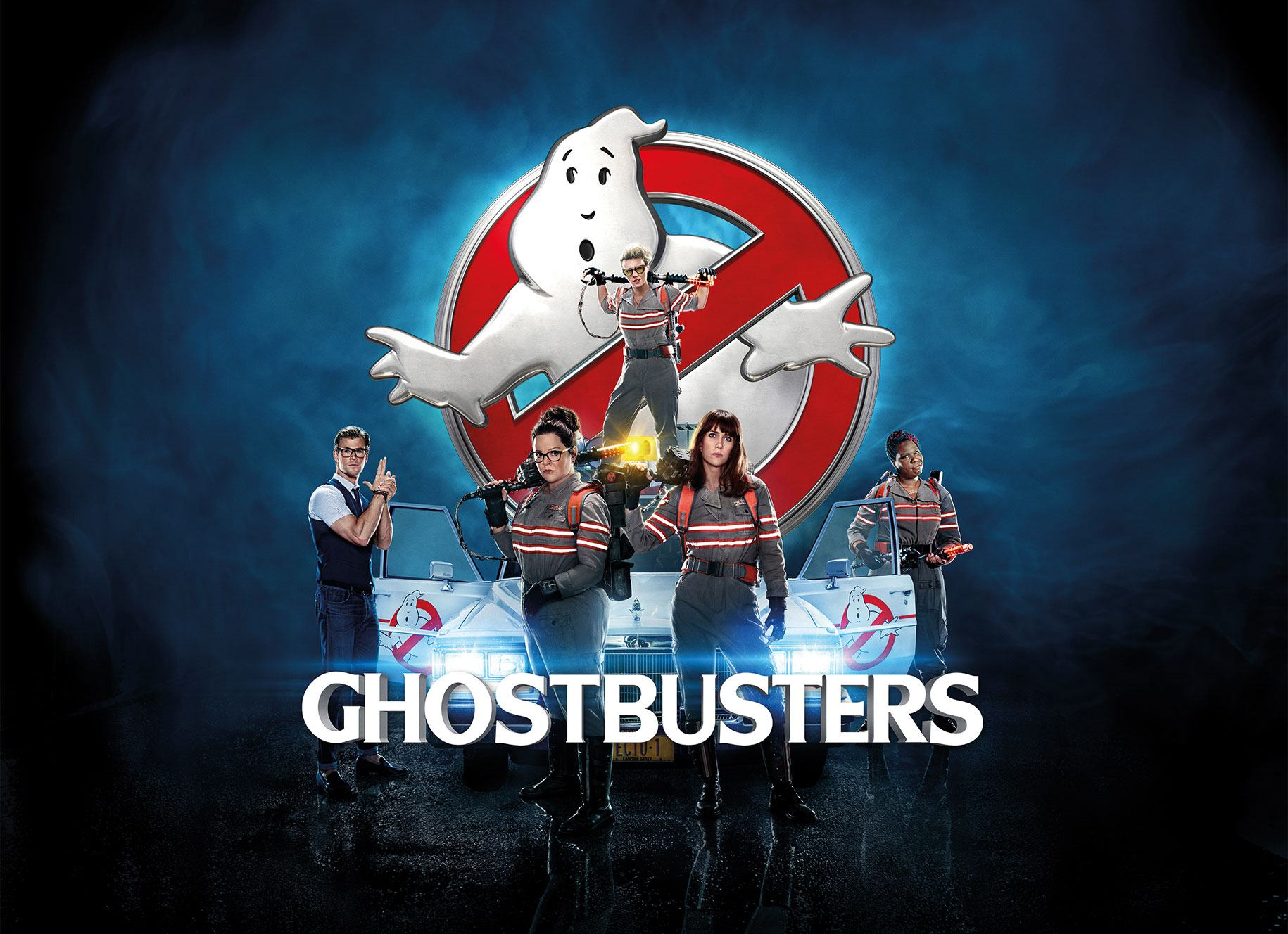 Ghostbusters Promo