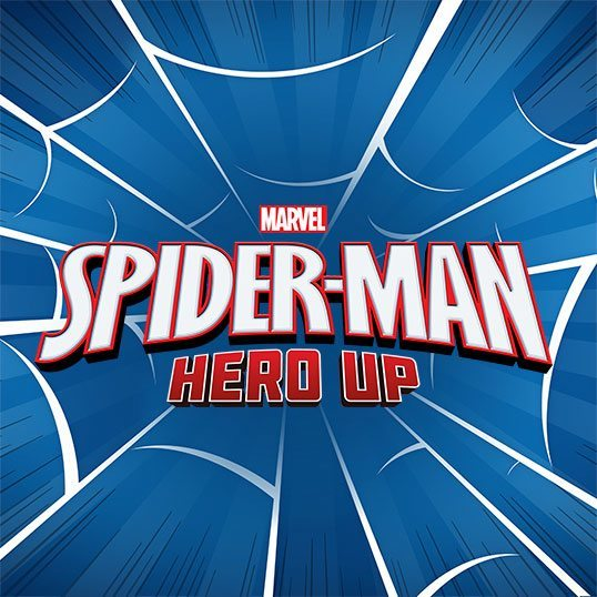 Spider-man Hero Up