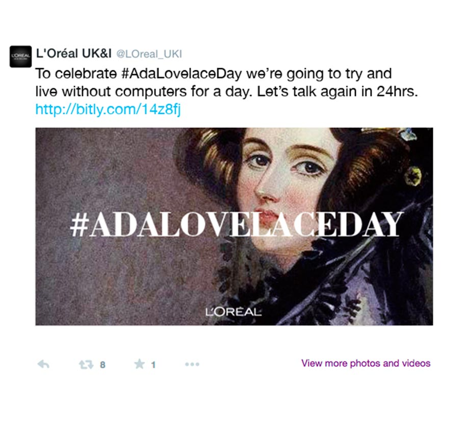 l oreal corporate level strategy At l'oréal, happiness starts at home doddi  a key strategy was a hashtag campaign whereby two hashtags  j (2016) how l'oreal uses transparency.