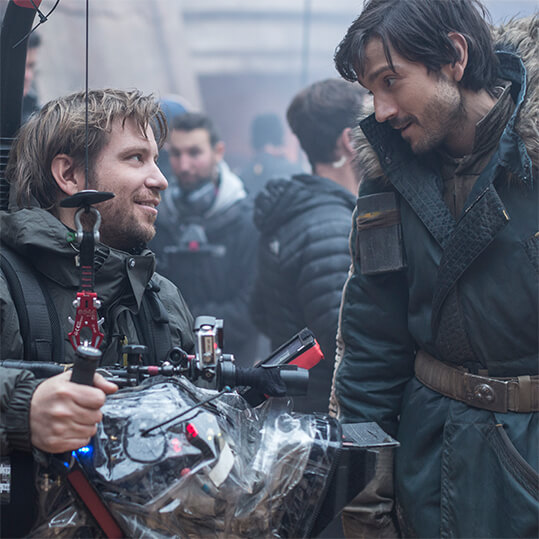 Rogue One: A Star Wars Story. Made GREAT In Britain