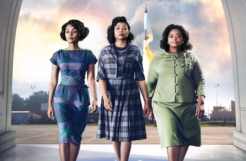 Twentieth Century Fox International Hidden Figures
