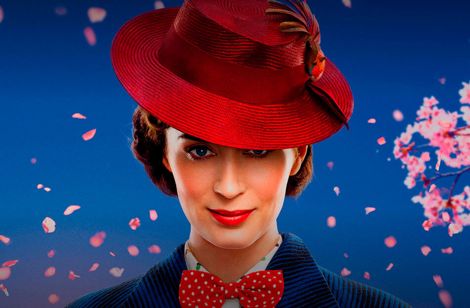Mary Poppins Returns - Social Campaign