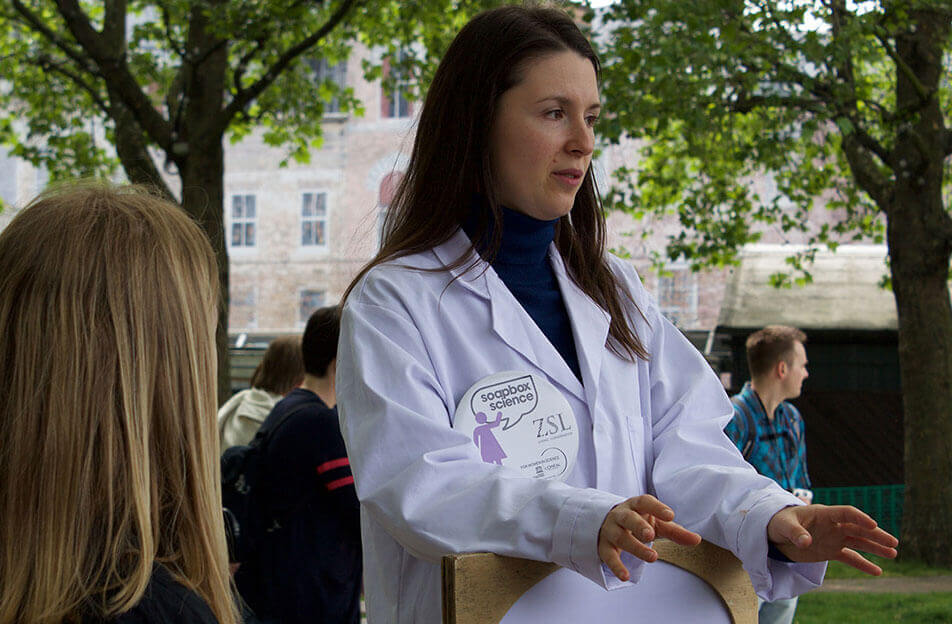 L'Oréal Soapbox Science