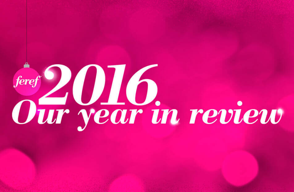 Feref: 2016 in review