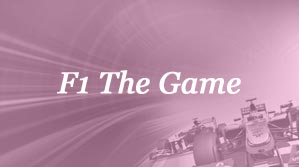 F1 – The Game