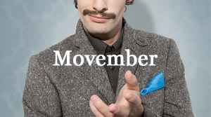 Movember for Wilkinson Sword